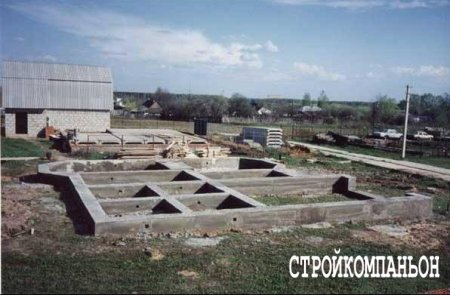 Фундаменты – основания зданий